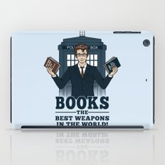 The Best Weapons in the World iPad Case