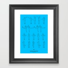 Arrested Development Framed Art Print