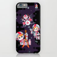iPhone & iPod Case featuring Space Rock by chobopop