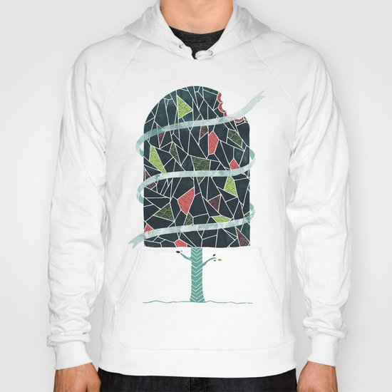 The Winter Tree Hoody