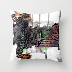 Dragon Throw Pillow