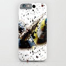 UNREAL PARTY 2012 AVENGERS CAPTAIN AMERICA  iPhone 6 Slim Case