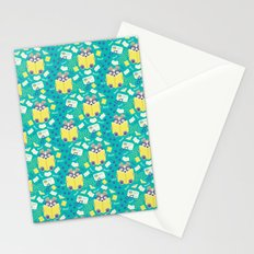 Reading Pups Stationery Cards