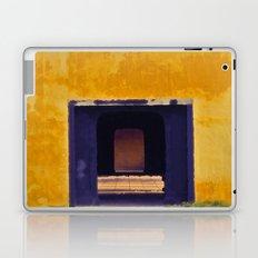 Emperor's yellow house Laptop & iPad Skin