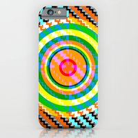 iPhone & iPod Case featuring Hypnotic no.1 by athomahawk