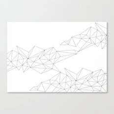 connections 3 Canvas Print