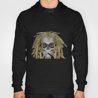 Jamaican Skull Hoody