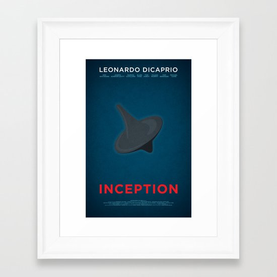 Inception Framed Art Print