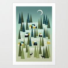 Take Me Home, Country Ro… Art Print