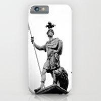 Guarding Dublin Castle iPhone 6 Slim Case