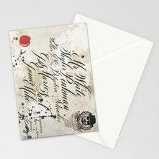Heisenberg University Stationery Cards