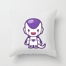 Frieza Throw Pillow