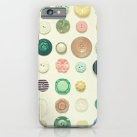 The Button Collection iPhone 6 Slim Case