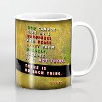 No Such Thing Mug