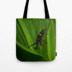 The Beetle... Tote Bag