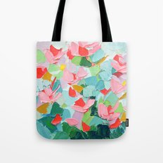 Afterglow Cherry Tote Bag