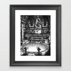 The High Priest Framed Art Print