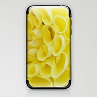 Yellow Blossom iPhone & iPod Skin