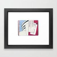 Solomon R. Guggenheim Framed Art Print