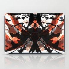 Rorschach Samurai iPad Case