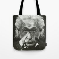 Albert E Mix 1 Tote Bag