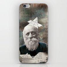 i phone jawn iPhone & iPod Skin