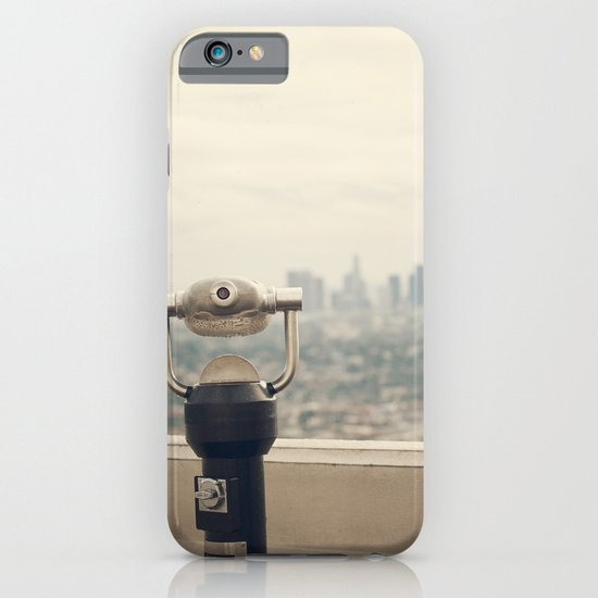 The View: Los Angeles iPhone & iPod Case