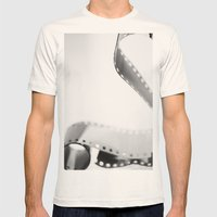 Film  Mens Fitted Tee Natural SMALL