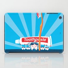 Teeth on Parade iPad Case