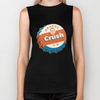 Denver's Orange Crush Defense TWO POINT OH! Biker Tank