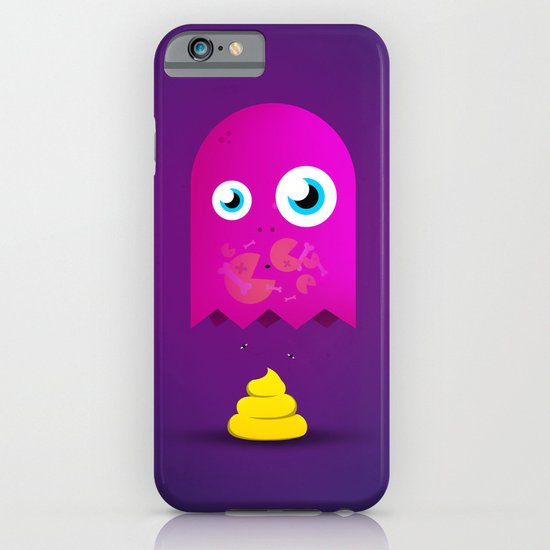 Game Over Pac. iPhone & iPod Case