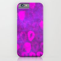 iPhone & iPod Case featuring loops radiant orchid by Iris Lehnhardt