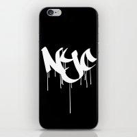 NYC iPhone & iPod Skin