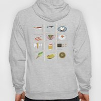 Japanese Food  Hoody