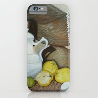 iPhone & iPod Case featuring Coffee pot by Helen Syron