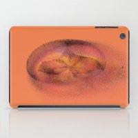 Peach Blur iPad Case