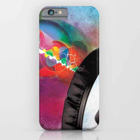 feeling sound iPhone & iPod Case