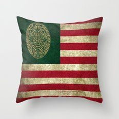 MEXICAN AMERICAN - 030 Throw Pillow