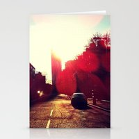A Long Road Stationery Cards