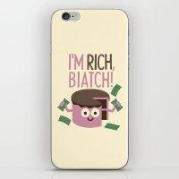 Sweet Success iPhone & iPod Skin