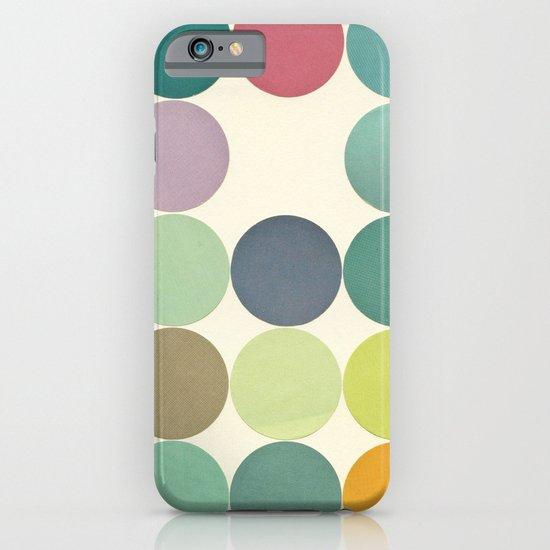 Circles I iPhone & iPod Case