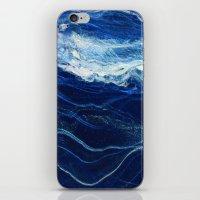 pocket weather iPhone & iPod Skin