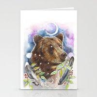 Ursa Stationery Cards