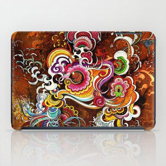 Peacock iPad Case