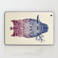 Warbird (Great-horned Ow… Laptop & iPad Skin