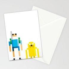 Finn & Jake Stationery Cards