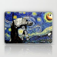Starry Night Versus The … Laptop & iPad Skin