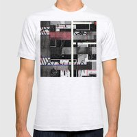 PD3: GCSD95 Mens Fitted Tee Ash Grey SMALL