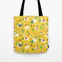 Alpacas & Maracas  Tote Bag