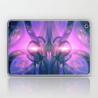 Light And Crystal Sympho… Laptop & iPad Skin